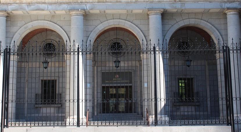 Consejo Ministros autoriza modificación Convenio Gestión Directa ACUAES