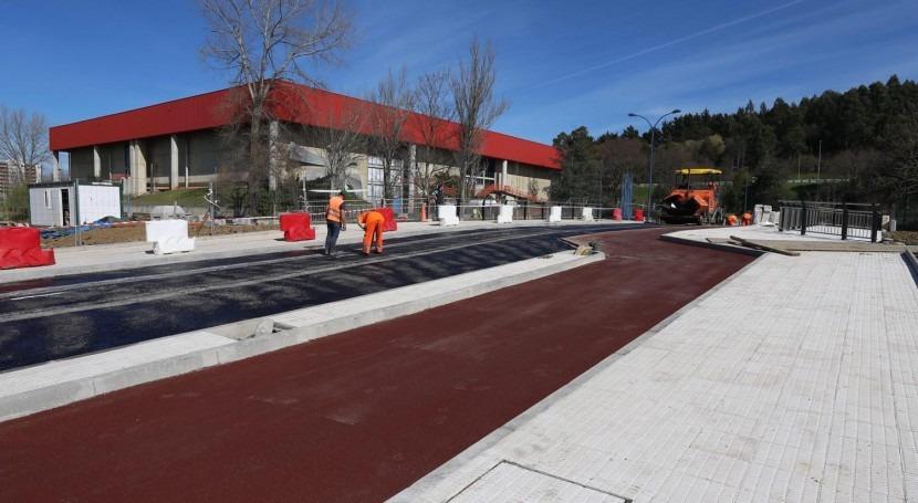 URA trabaja reposición servicios y urbanización nuevo puente Fadura