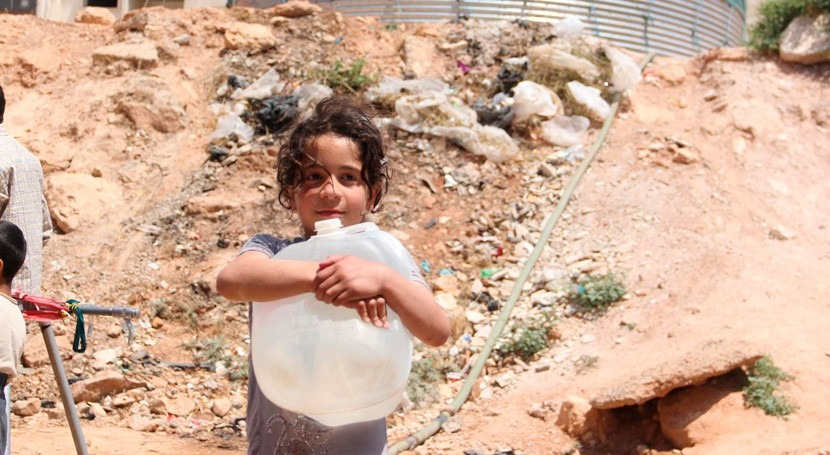 sabotaje suministro agua Damasco, considerado crimen guerra