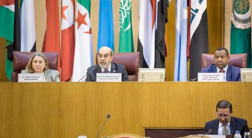FAO pide innovación e inversiones garantizar agua Cercano Oriente y África Norte