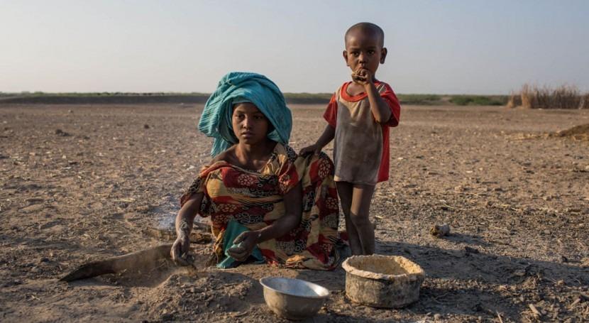 FAO inicia plan emergencia asistir Etiopía sequía