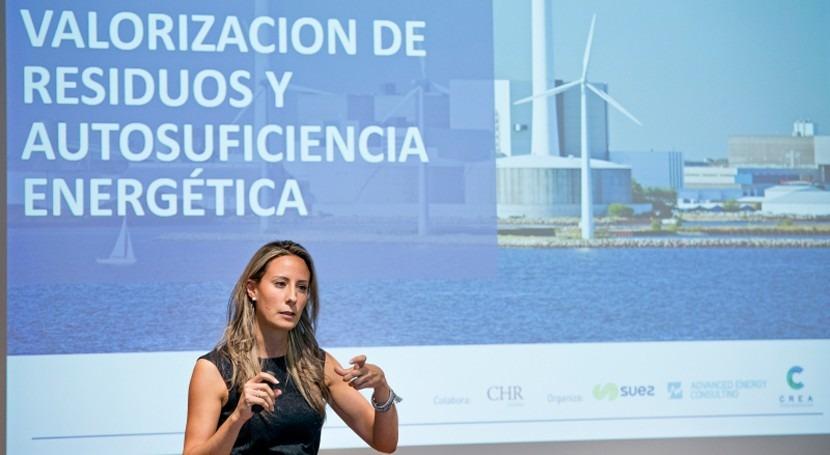 AEC participa jornada gestión recurso energético organizada Suez Water Spain