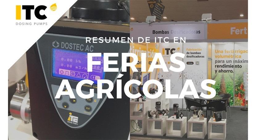 Infoagro y FameInnowa: camino agricultura futuro
