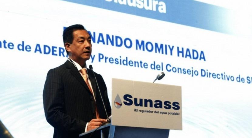 Concluye Cumbre Agua Lima promesa promover nueva cultura agua