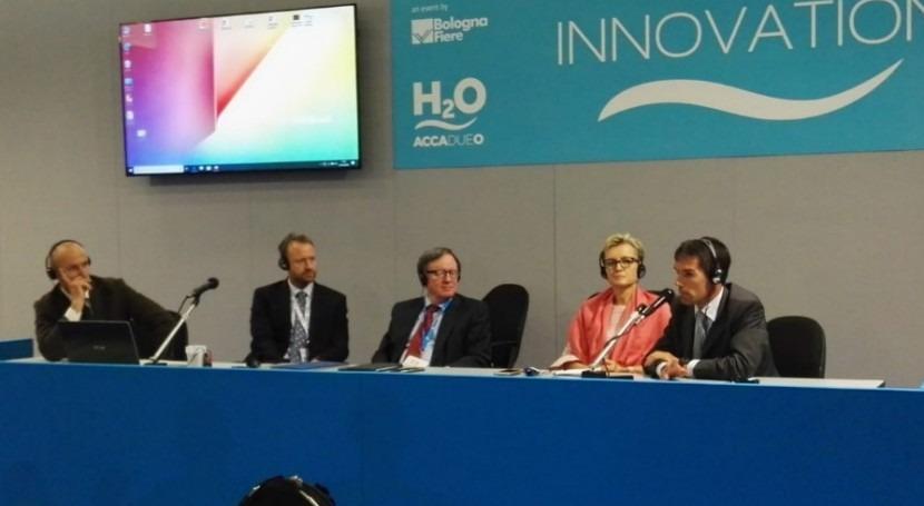 Fernando Morcillo resalta principales retos sector español agua WAREG