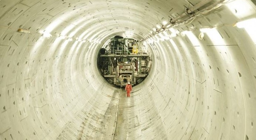 Ferrovial construirá parte túnel alcantarillado Londres 1.050 millones euros