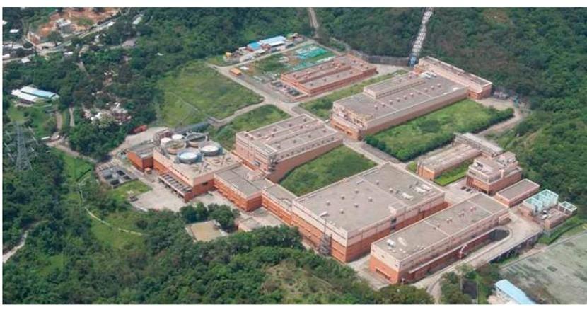 Eliminación biológica amonio y manganeso abastecimiento Hong Kong