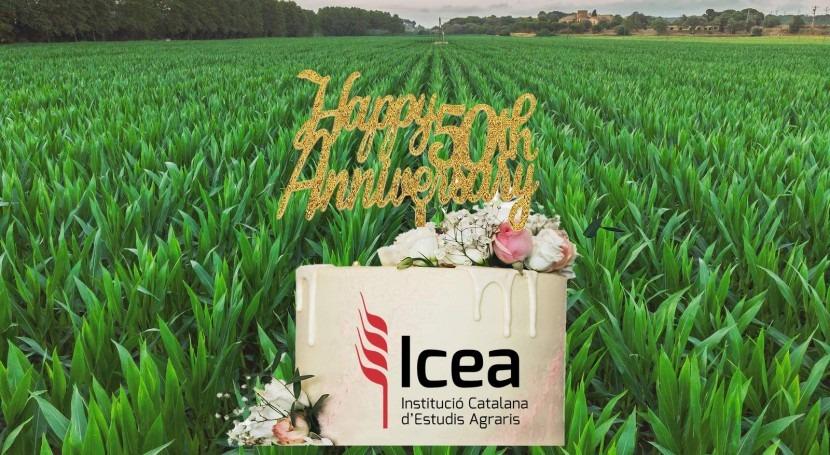 Feliz 50 aniversario QA. Agua y Agricultura