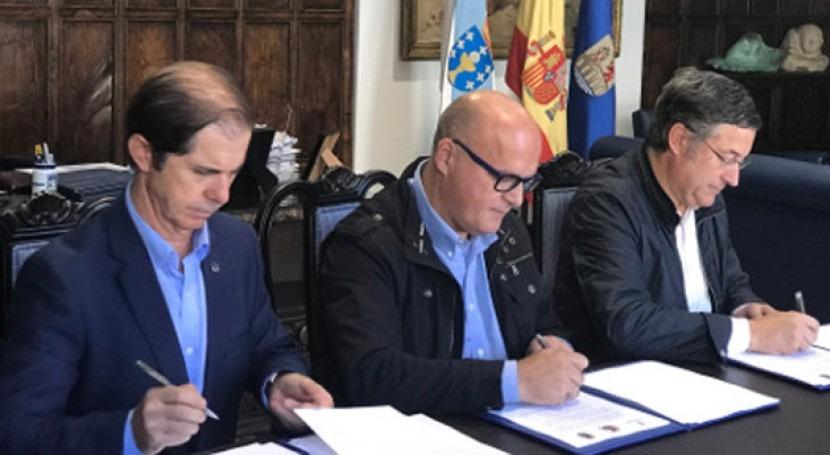 Acuerdo acondicionar sendero río Grañal y mejorar saneamiento Achas Esgos