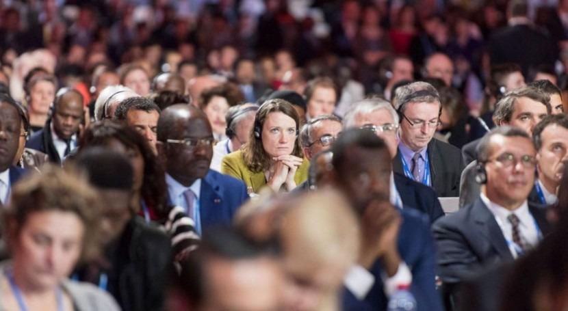 Acuerdo París cambio climático: Prevista participación récord