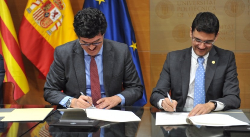 FACSA, FOVASA y UPV crean cátedra agua, residuos y economía circular