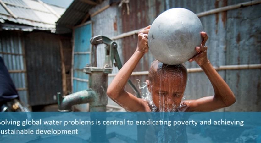 Expertos piden crear plataforma intergubernamental resolver desafíos agua