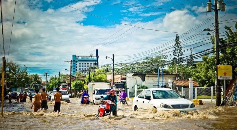 urbanización creciente y cambio climático potencian riesgo inundación urbana
