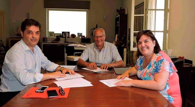 21 familias Denia ya se han beneficiado Fondo Social Aqualia