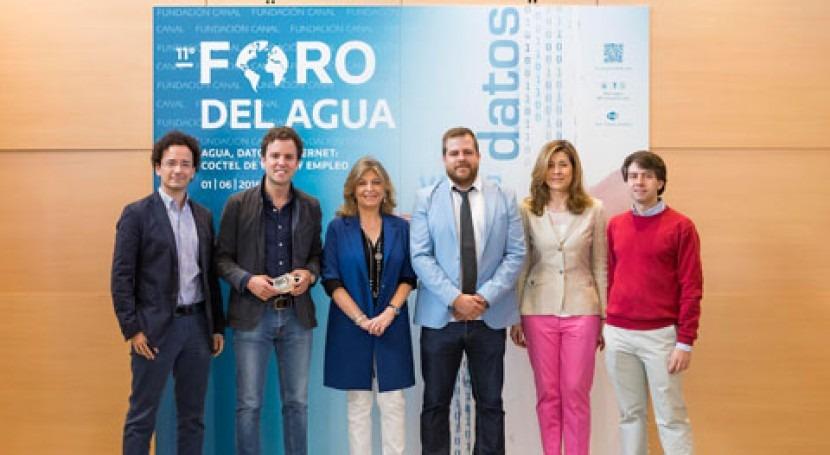I+D+i, pilar fundamental desarrollo empleo sector agua Madrid