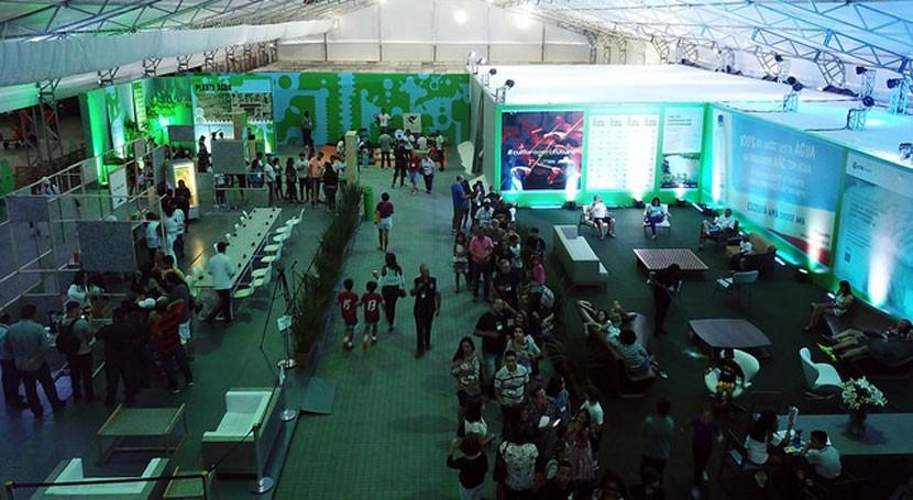 AEAS participa 8º Foro Mundial Agua Brasil