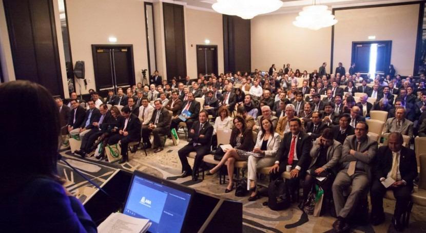 ANA fortalece implementación Plan Nacional Recursos Hídricos foro internacional
