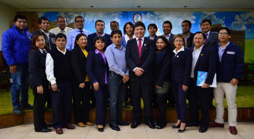 Sunass integrará al Cimité Regional Saneamiento Ayacucho