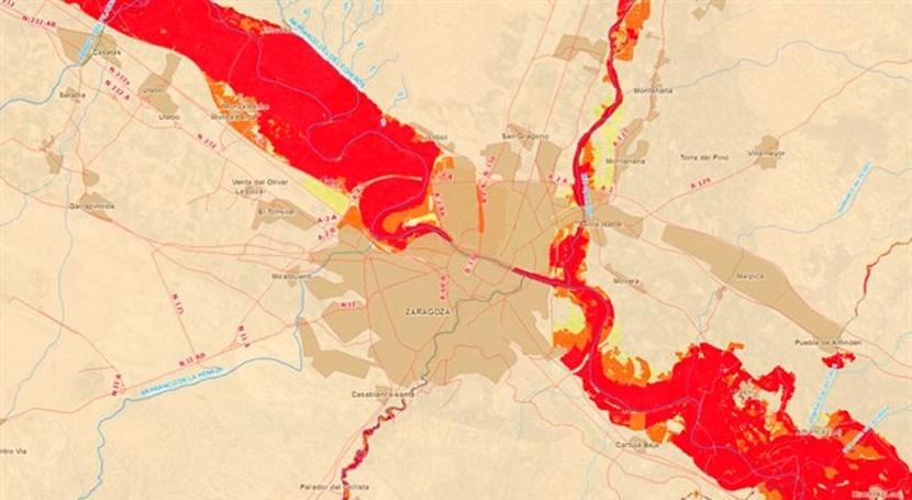 ¿Vives cerca Ebro? Averigua como comprobar riesgo inundación tu municipio