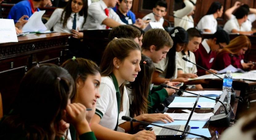 Agua y educación, temas importantes Jornada Mendoza