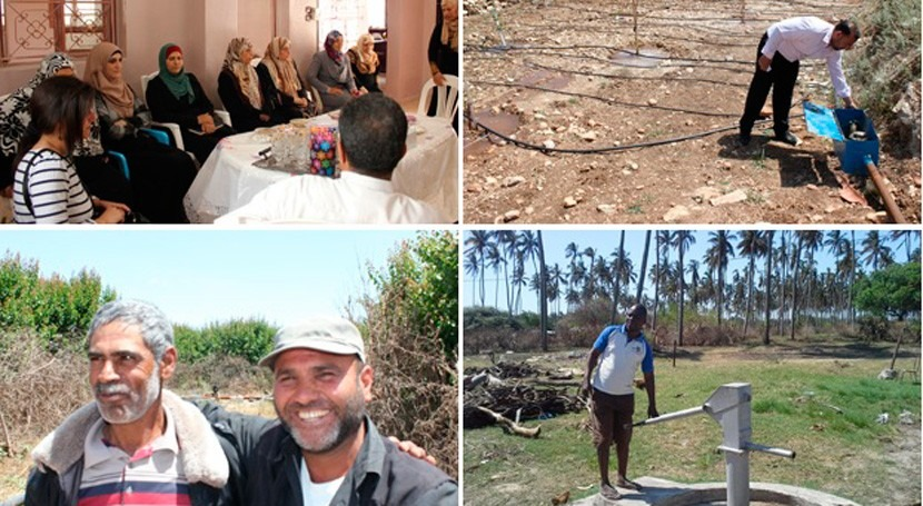 Promoción Social celebra Día Derechos Humanos: Derecho al Agua y Saneamiento