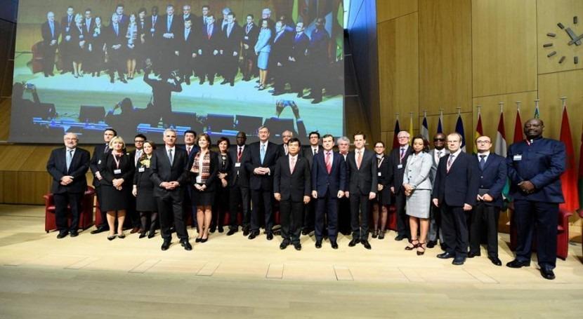España se integra Panel Mundial Alto Nivel Agua y Paz, lanzado noviembre Suiza
