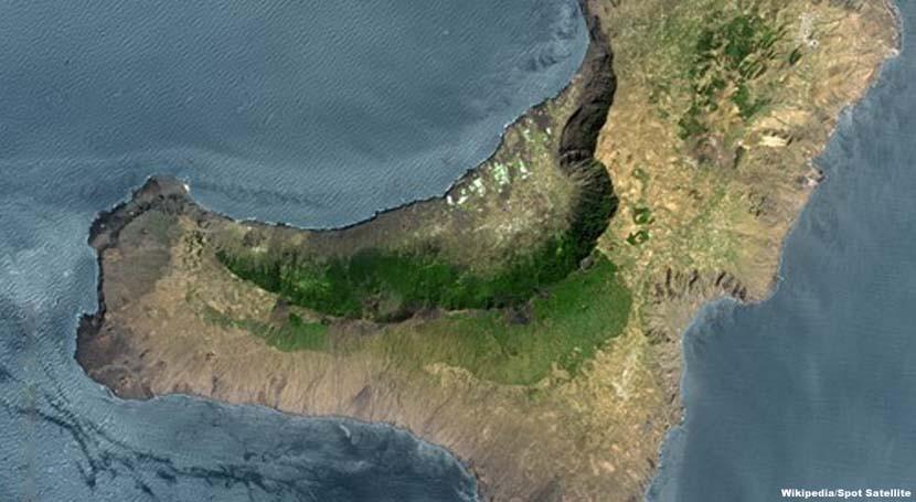 isla Hierro, ¿autosuficiente agua?