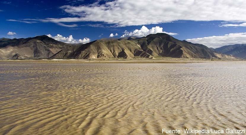 Tíbet como epicentro gestión agua Asia