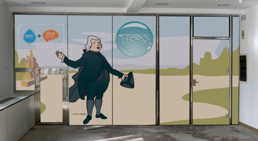 CHE abre puertas Espacio HIDRO-lógico Molino Casa Blanca