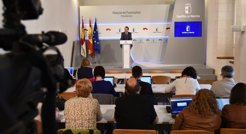 Castilla- Mancha lucha conseguir que fracking se impida también nivel nacional