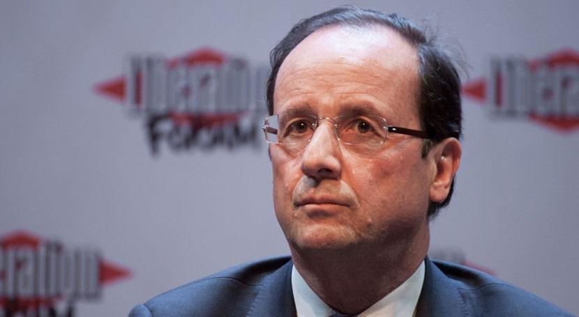 """Hollande ratificación Acuerdo París: """"No hay tiempo que perder"""""""