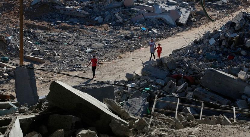 Países Bajos e Israel mejorarán suministro agua Franja Gaza