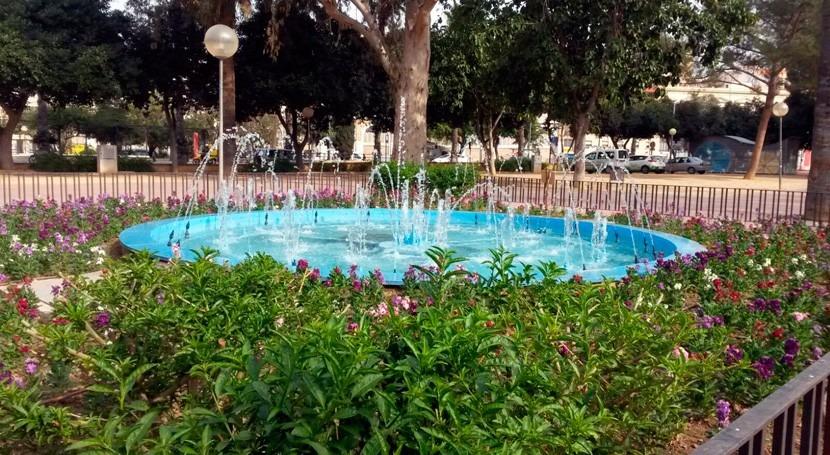 Murcia realiza más 6.000 actuaciones anuales lagos y fuentes garantizar buen estado
