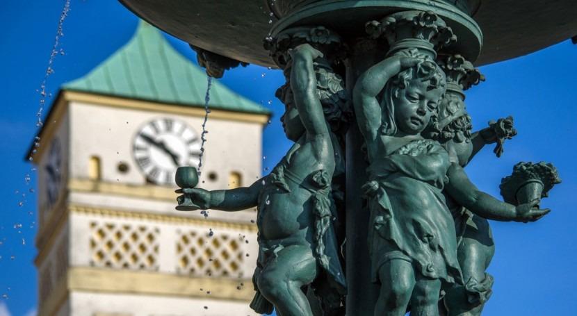 agua colegios Moravia-Silesia