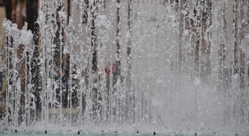 Transición, política aguas, planificación y brotes verdes