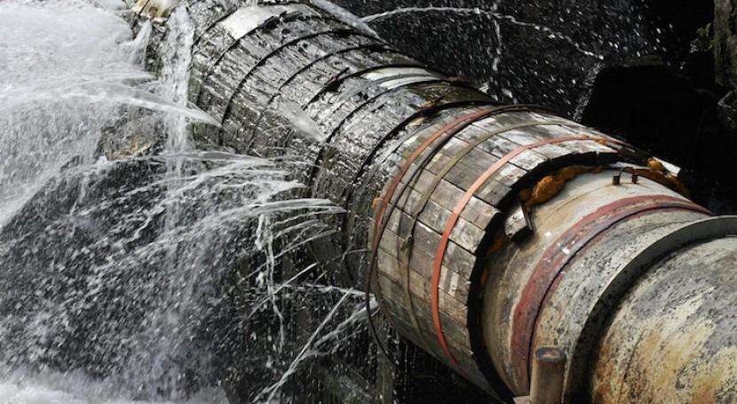 Vuelven aumentar pérdidas agua España