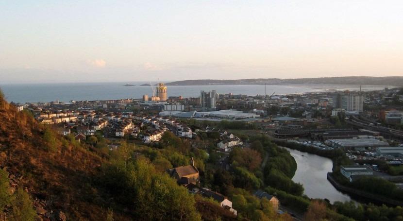 norte Inglaterra y Gales, alerta posibles inundaciones