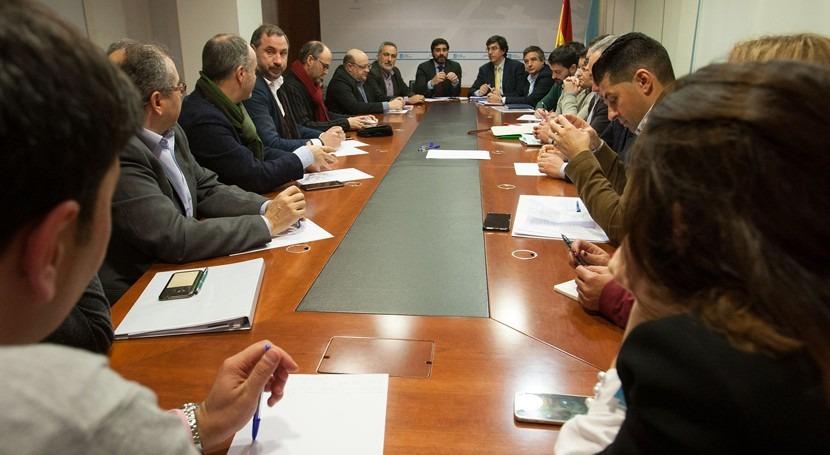 Galicia pide ayuntamientos Vigo que lleguen acuerdo abastecimiento agua