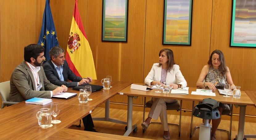 Gobierno gallego da punto vista marco consenso Pacto Nacional Agua