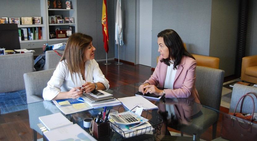 Galicia estudia nuevas actuaciones hidráulicas Marín que mejoren saneamiento ría