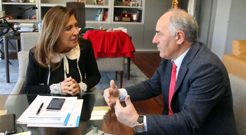 Galicia ampliará proyecto construcción ETAP Guntín núcleo Lousadela