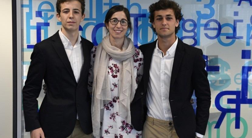 Fundación Aquae organiza competición nacional Stockholm Junior Water Prize