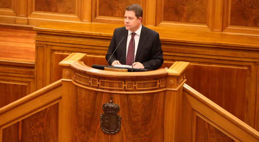 Castilla- Mancha reclamará al Estado deuda histórica que representa trasvase Tajo-Segura