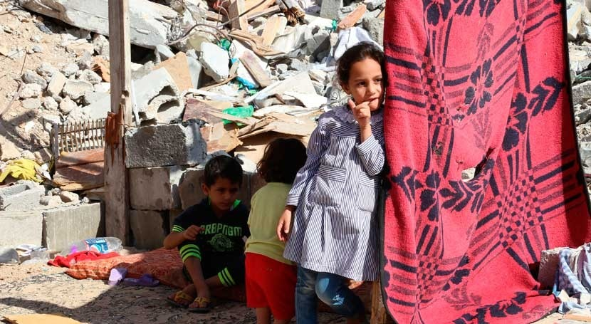 Gaza podría sufrir consecuencias falta combustible abastecimiento agua