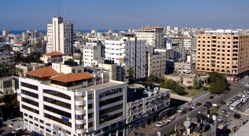 Israel comienza absorber residuos Gaza paralización depuradora