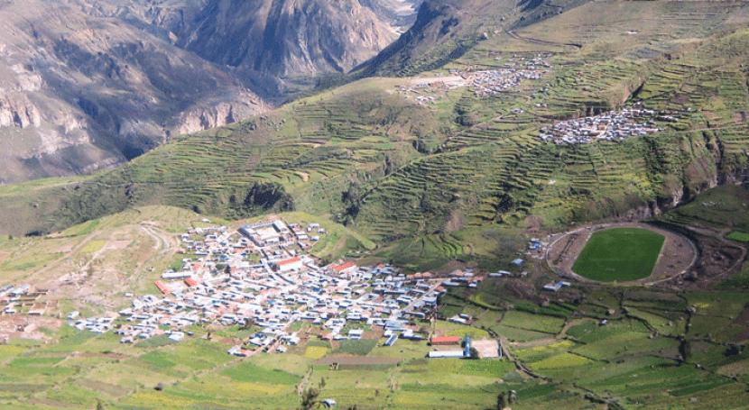 Instalan grupo técnico recursos hídricos región peruana Moquegua