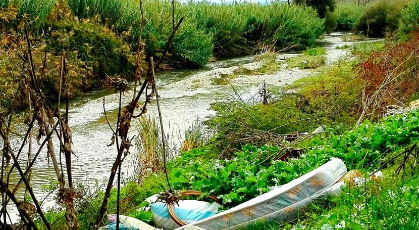 CHG inicia obras conservación y mejora ambiental río Genil, Granada