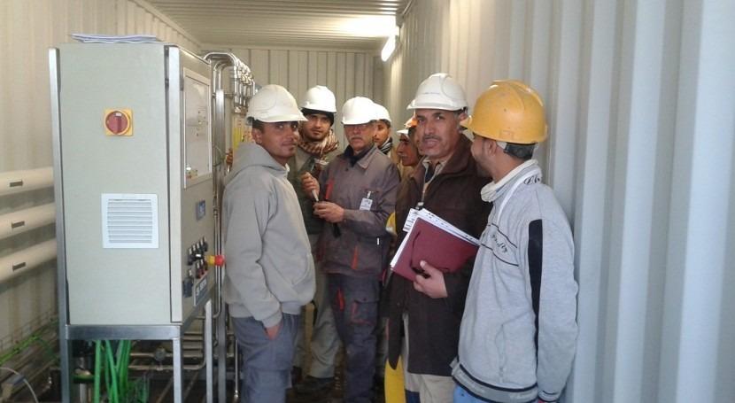 SETA se reafirma como fabricante líder Plantas Contenerizadas