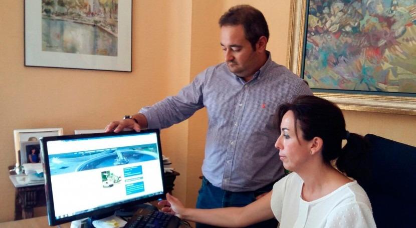 Nueva web Servicio Municipal Aguas Priego