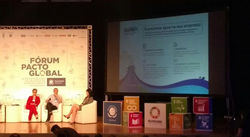 gestión hídrica online pequeñas y medianas empresas, realidad Brasil